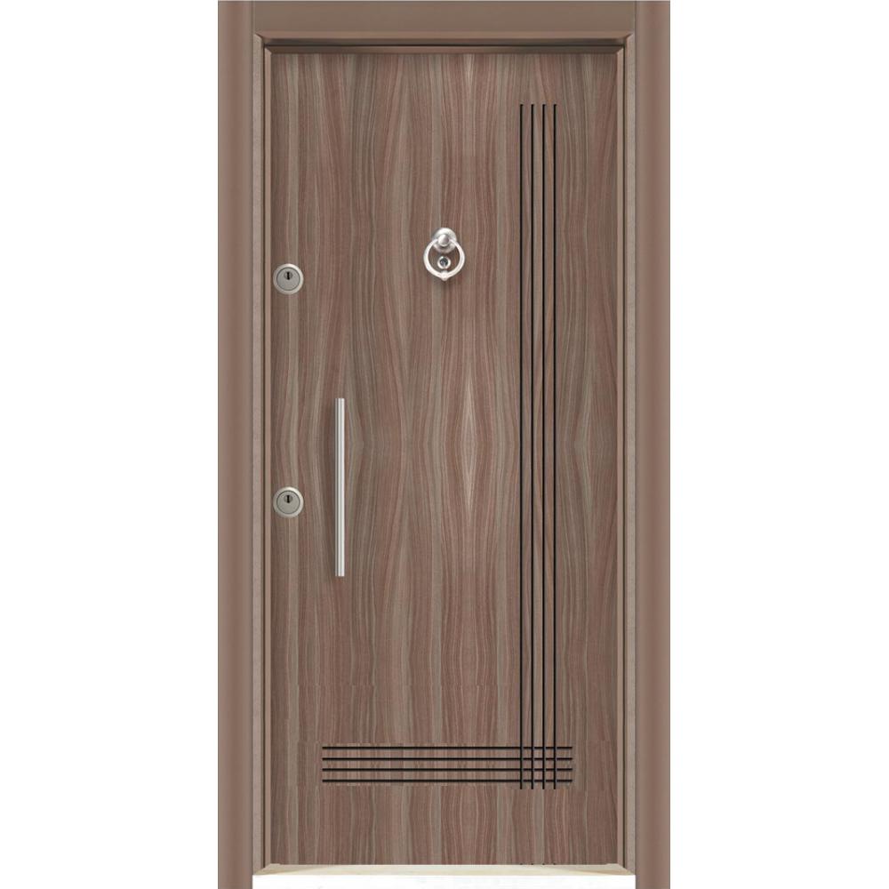 rustik laminox çelik kapı